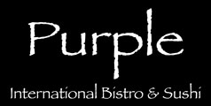 Purple Bistro and Sushi of Greenville, SC